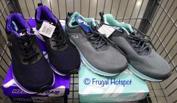 Fila Ladies Athletic Shoes at Costco