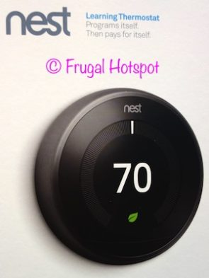Nest WiFi Smart Thermostat at Costco