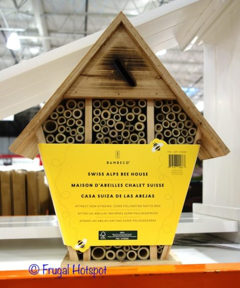 Bambeco Swiss Alps Bee House at Costco