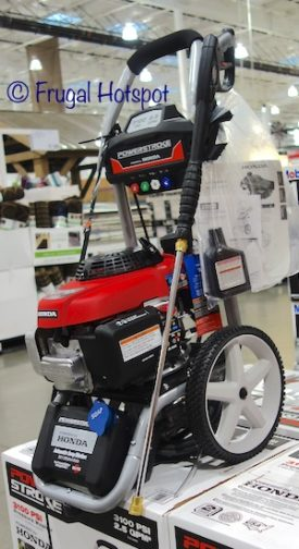 PowerStroke Honda Powered Gas Pressure Washer at Costco