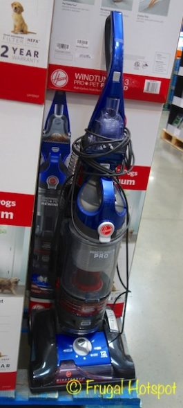 Hoover Windtunnel 3 Pro Pet Rewind Bagless Upright Vacuum at Costco
