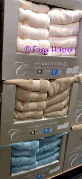 Charisma Luxury Bath Towel at Costco