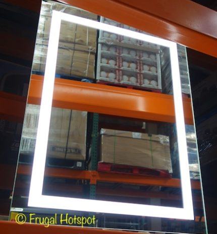 Feit Electric LED Lighted Mirror at Costco