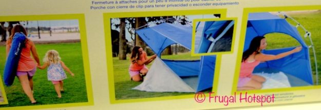 Lightspeed Outdoors Quick Shelter at Costco