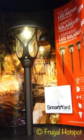 SmartYard Small LED Pathway Lights 6-Pack at Costco
