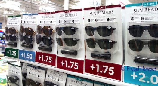 2-Pack Sun Readers at Costco