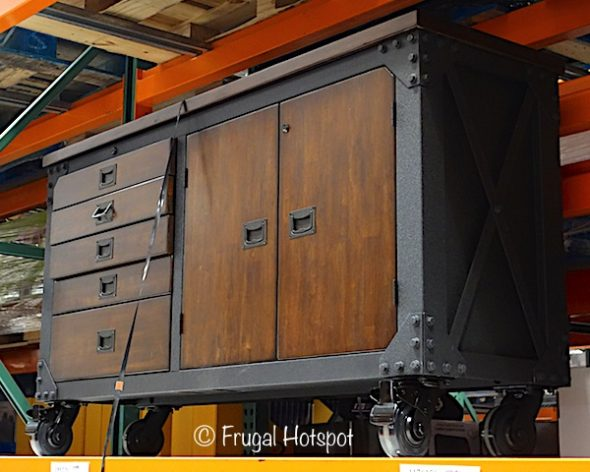 Costco Sale: Whalen Industrial 63″ Metal and Wood Tool Cabinet $299.99