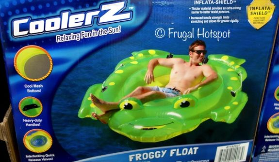 Bestway CoolerZ Froggy Float at Costco