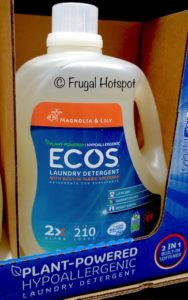 ECOS Laundry Detergent (210 fl oz, 210 loads) at Costco