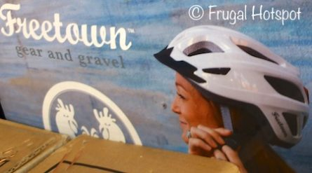 Freetown Gear and Gravel Rouler Bike Helmet at Costco