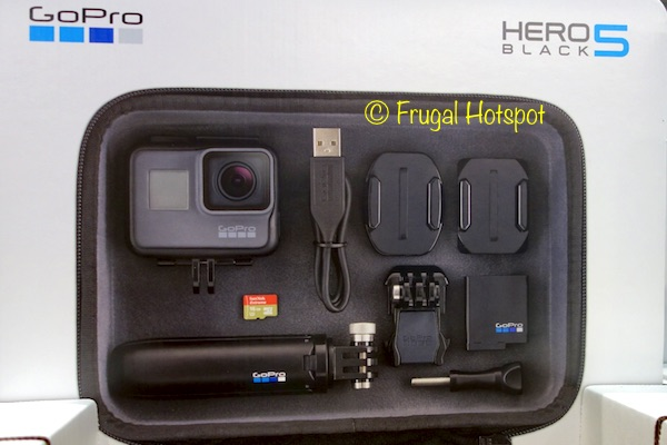 GoPro HERO5 Black Action Camera Bundle at Costco