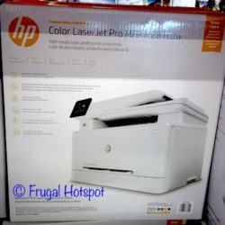 HP Color LaserJet Pro Printer at Costco