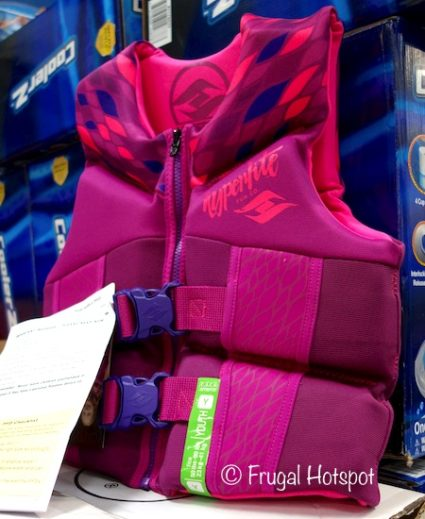 Hyperlite Youth Life Vest at Costco