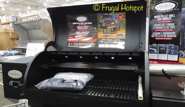 Louisiana Grills 900 Pellet Grill with Smoke Box at Costco