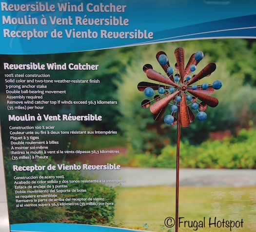 Reversible Wind Catcher at Costco
