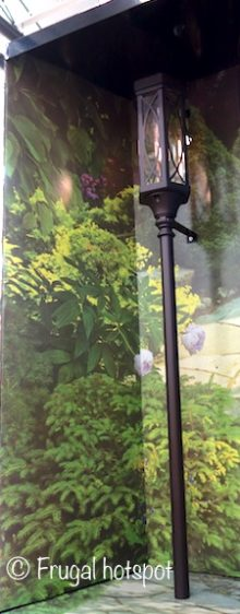 Naturally Solar Torch Pathway Lights 2-Pack at Costco (one shown in photo)