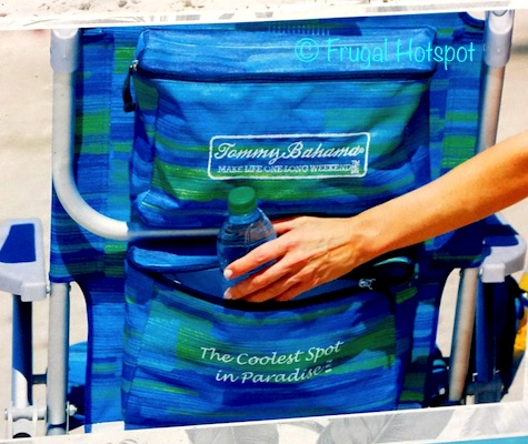Tommy Bahama Backpack Beach Chair at Costco