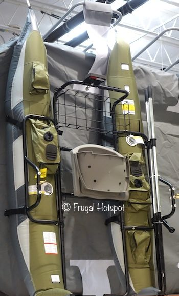 Costco Sale: Classic Accessories 9′ Fishing Pontoon Boat $249.99