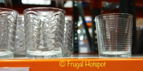 Pasabahce Glass Drinkware 20-Piece Set at Costco