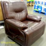 Simon Li Leather Recliner at Costco