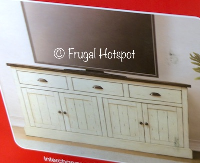 Bayside Furnishings 72 inch Accent Cabinet at Costco