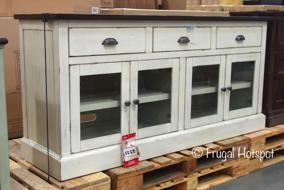 Costco: Bayside Furnishings 72″ Accent Cabinet $499.99