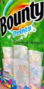 Bounty Select-A-Size Prints Paper Towels 12/123 sheets at Costco