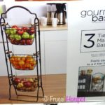 Gourmet Basics 3-Tier Baskets at Costco