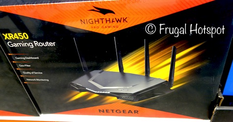 Costco Sale: Netgear Nighthawk Pro Gaming Router XR450 $149.99