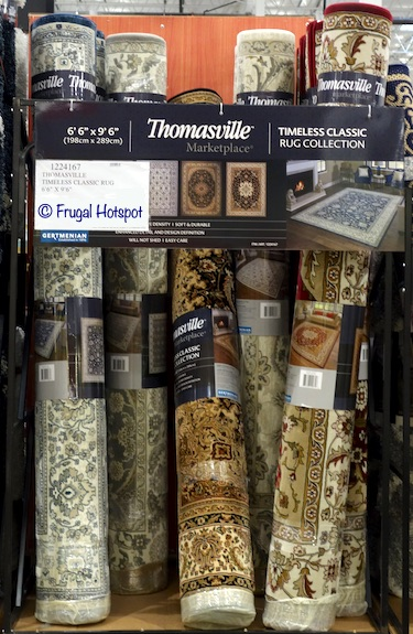 Thomasville Marketplace Timeless Rug 6x9 Costco