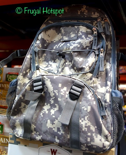 Wise Company 5-Day Survival Backpack at Costco