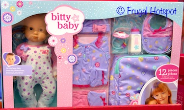 American Girl Bitty Baby 12-Piece Set at Costco