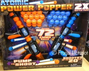 Atomic Power Popper Battle Pack Set at Costco