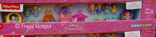 Fisher Price Little People Disney Princess Parade Set at Costco