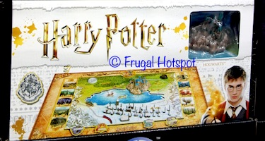 Harry Potter 4D Puzzle at Costco