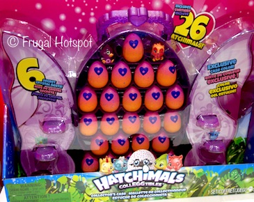 Hatchimals CollEGGtibles Collector's Case at Costco