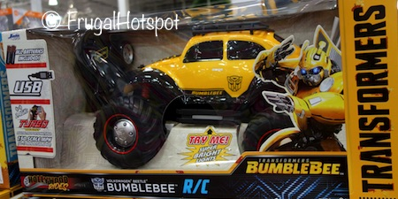 Hollywood Rides Transformers Bumblebee Volkswagen Beetle Remote Control Car at Costco