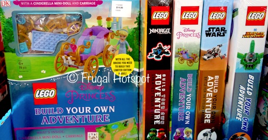 Lego Build Your Own Adventure Box Set at Costco