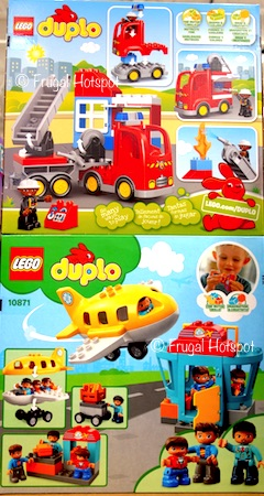 Lego Duplo Fire Truck OR Airport at Costco