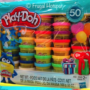 Play-Doh Fun Pack 50-Count at Costco