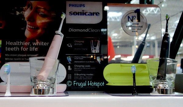 Sonicare DiamondClean Toothbrush 2-Pack at Costco