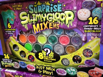 Surprise Slimy Gloop Mix'ems at Costco