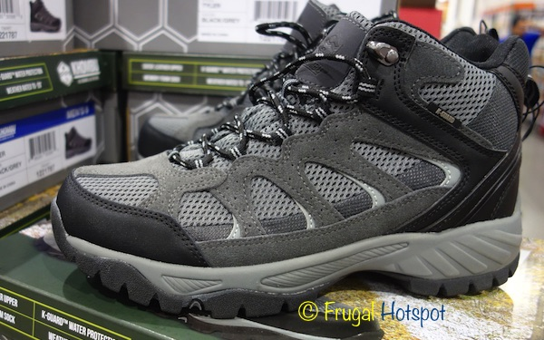 773c2cb81f Costco Sale  Khombu Mens Leather Hiker Boot  19.99