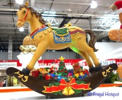 LED Horse with Music| Costco Christmas Decoration 2018
