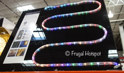Sterno Home LED Rope Light 18 Ft. | Costco Christmas Lights 2018