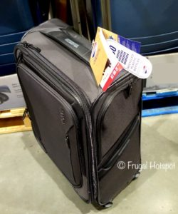American Tourister AT GO 2! Softside Spinner Carry-On at Costco