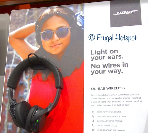 9ed5eda1d27 Costco Sale: Bose On-Ear Wireless Headphones $99.99
