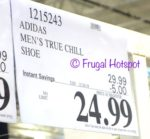 Costco Sale Price: Adidas Men's True Chill Shoe Blue