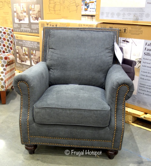 Costco Sale: Annabelle Fabric Chair $149.99
