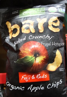 Bare Organic Apple Chips 14 oz | Costco